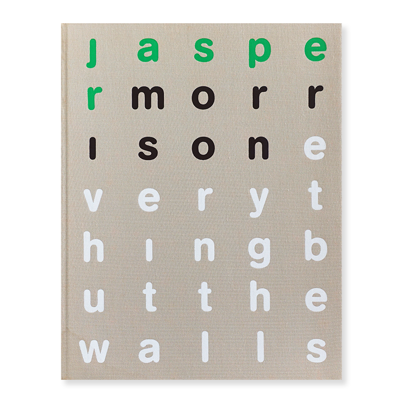 Jasper Morrison: everything but the walls ジャスパー・モリソン 作品集