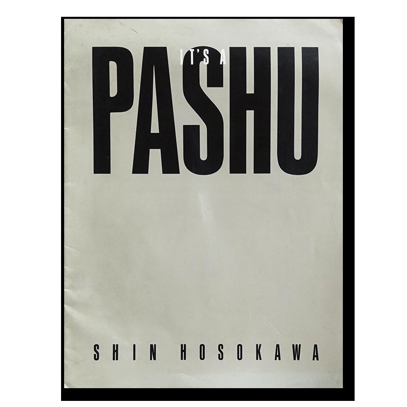 IT'S A PASHU '84 Spring and Summer Collection SHIN HOSOKAWA