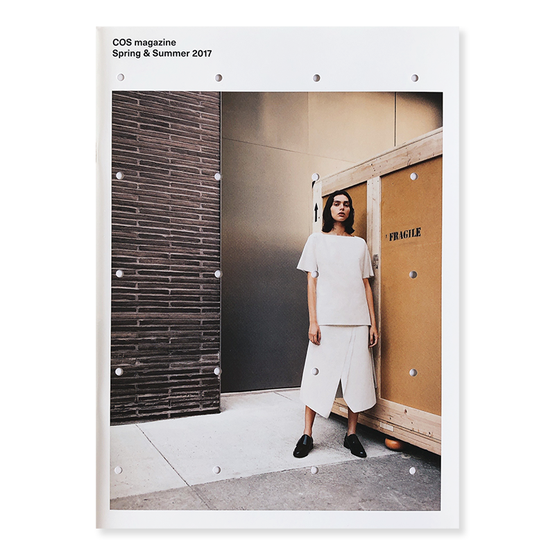COS magazine Spring & Summer 2017