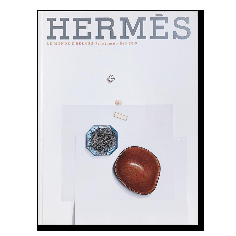 LE MONDE D'HERMES Numero 66 Printemps Ete 2015
