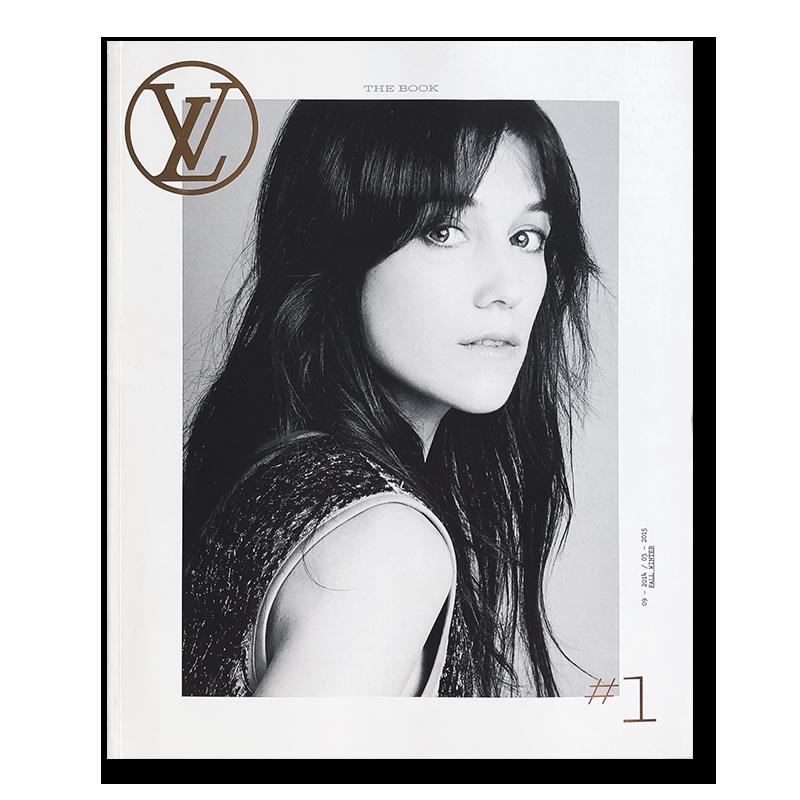 LV THE BOOK #1 Louis Vuitton 2014