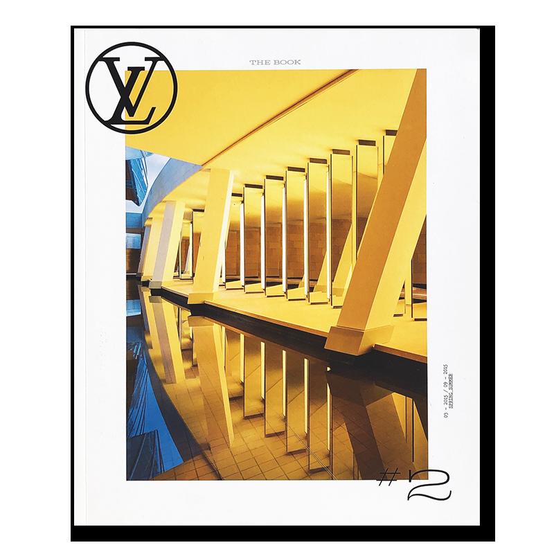LV THE BOOK #2 Louis Vuitton 2015