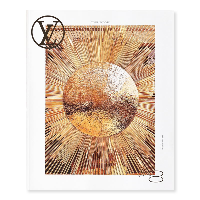 LV THE BOOK #8 Louis Vuitton 2018