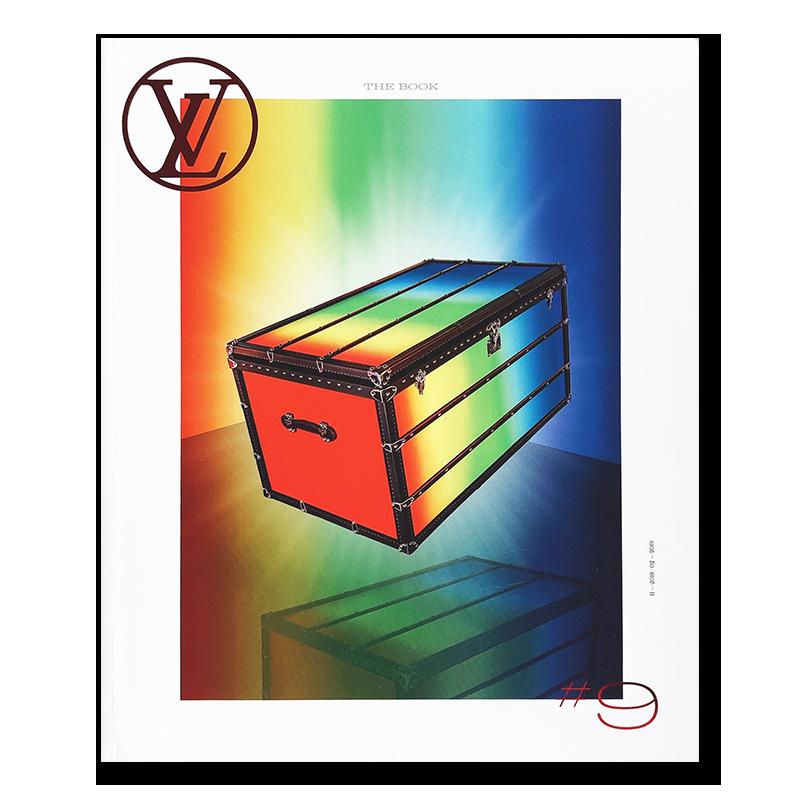 LV THE BOOK #9 Louis Vuitton 2018