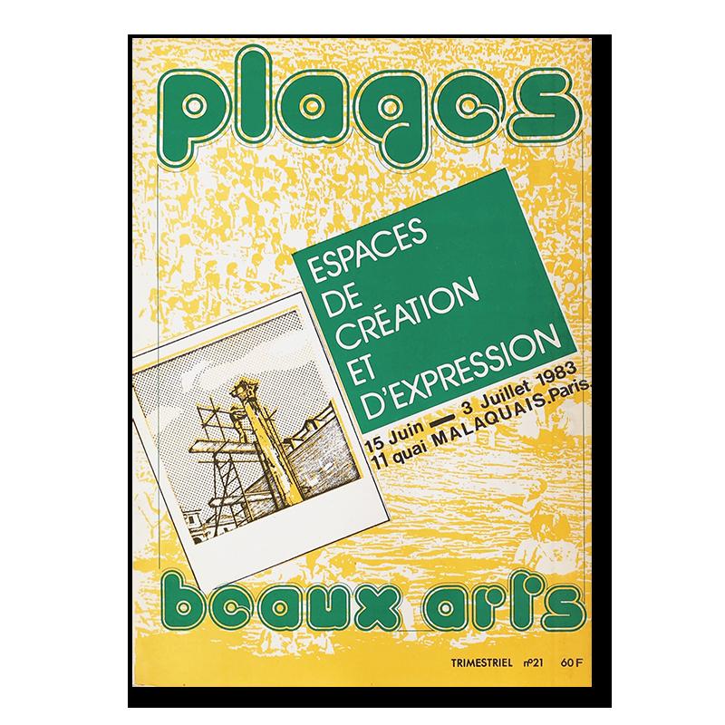 PLAGES No.21 Juin 1983