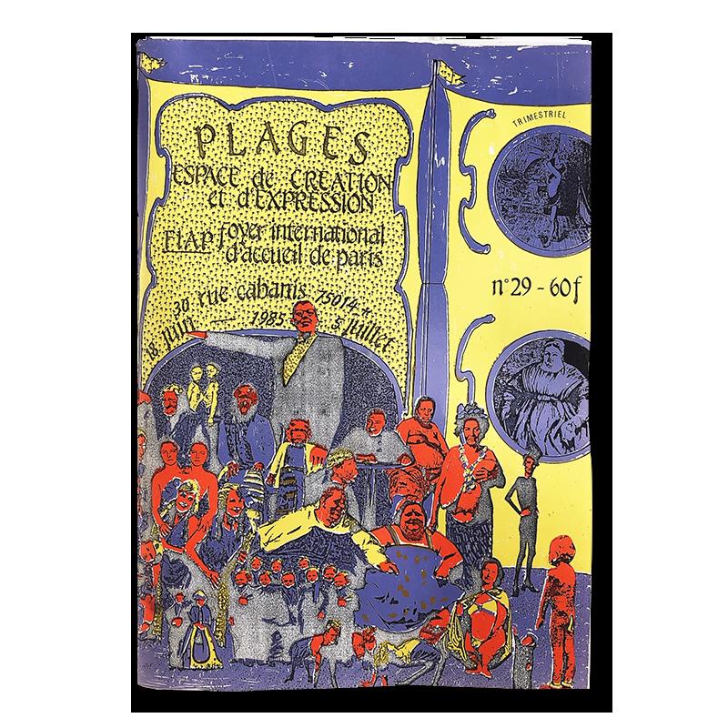 PLAGES No.29 Juin 1985