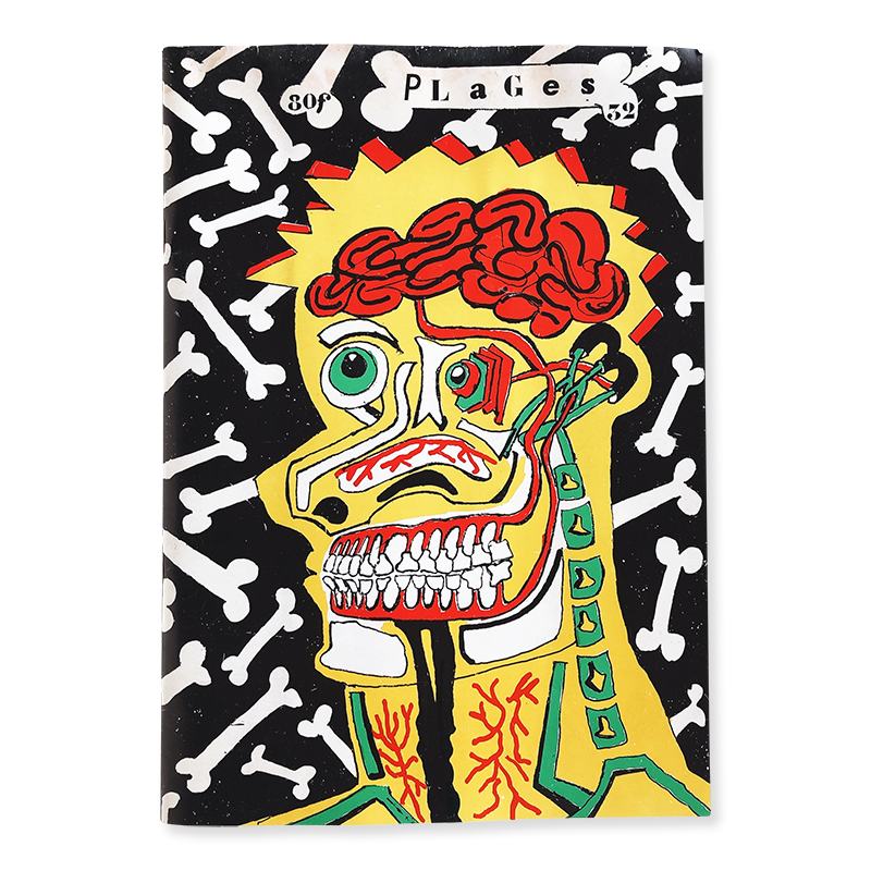 PLAGES No.32 Mars 1986