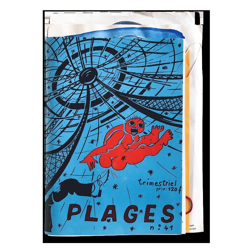 PLAGES No.41 aout 1988