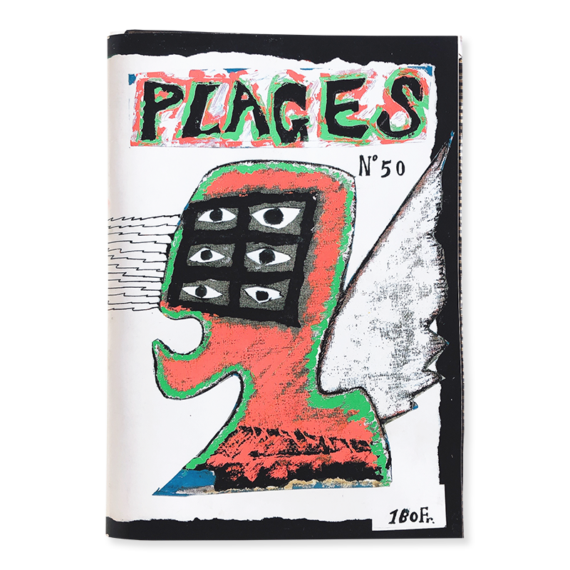 PLAGES No.50 Novembre 1990