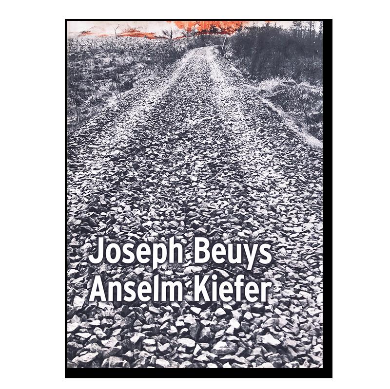 Joseph Beuys Anselm Kiefer: Zeichnungen Gouachen Bucher