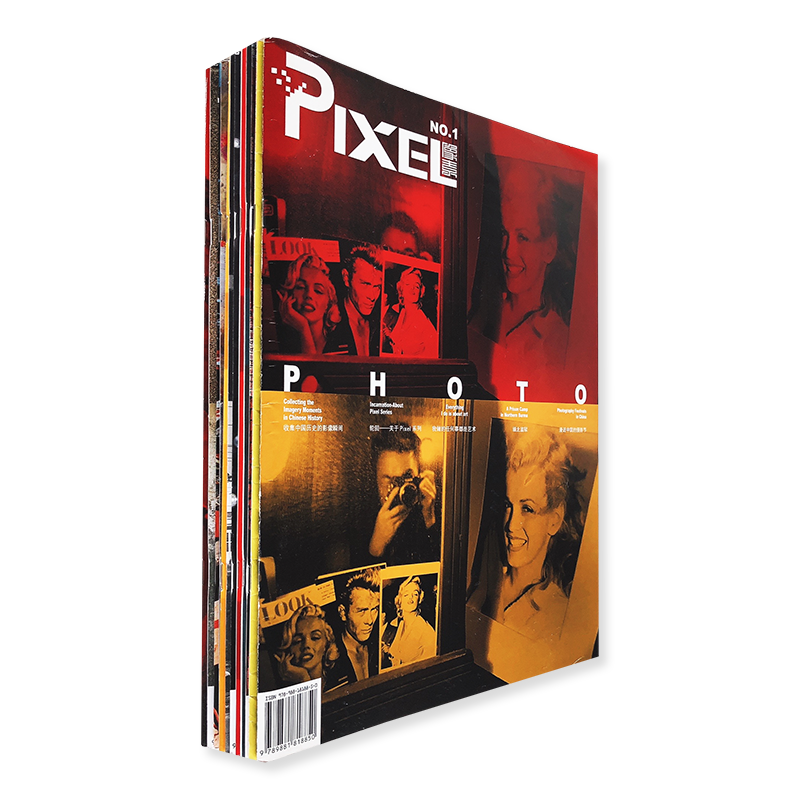 PIXEL No.1-5+supplements 12 volume set