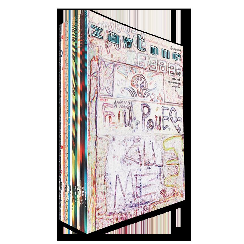 ZAVTONE 1-13 volume set