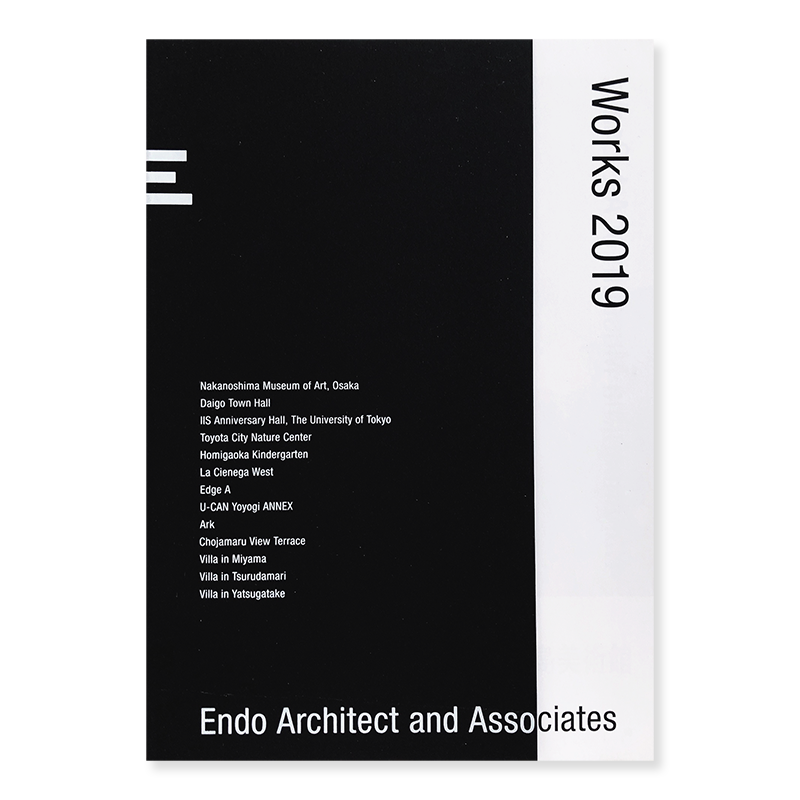 Endo Architect and Associates Works 2019
