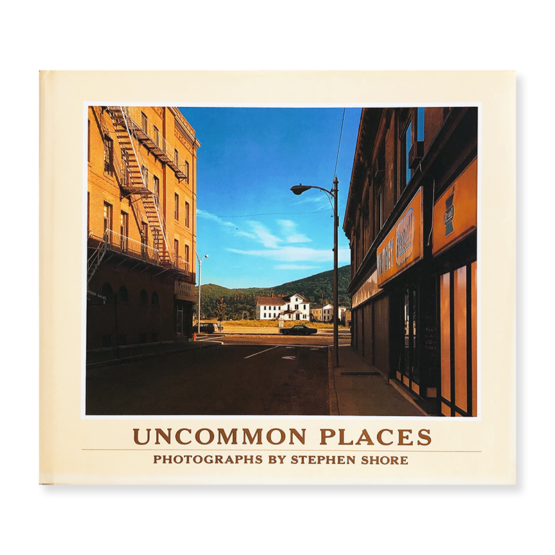 Stephen Shore: UNCOMMON PLACES First edition