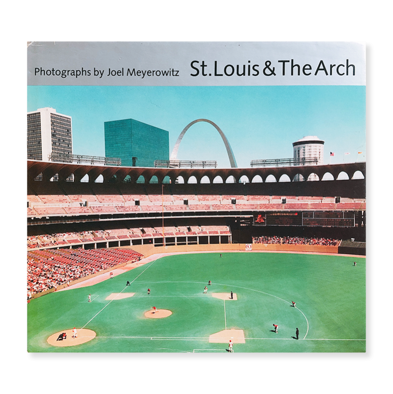 St. Louis & The Arch photographs by Joel Meyerowitz