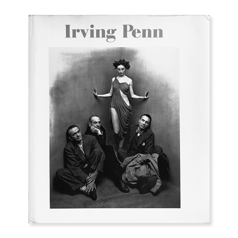 IRVING PENN First hardcover edition by John Szarkowski