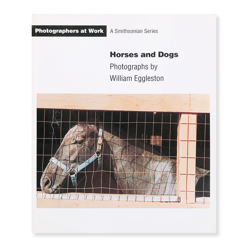 Horses and Dogs Photographs by William Eggleston