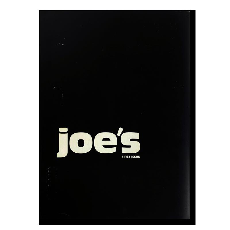 JOE'S FIRST ISSUE edited by Joe McKenna