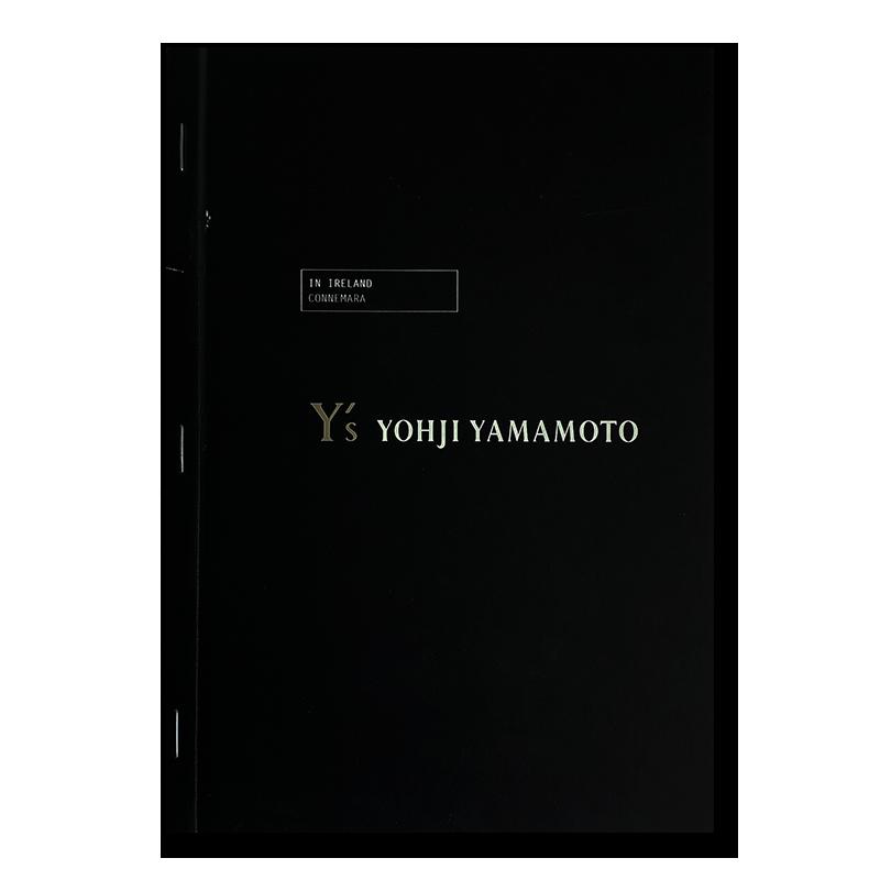 Y's & Y's for men fall/winter 1993-94 IN IRELAND CONNEMARA