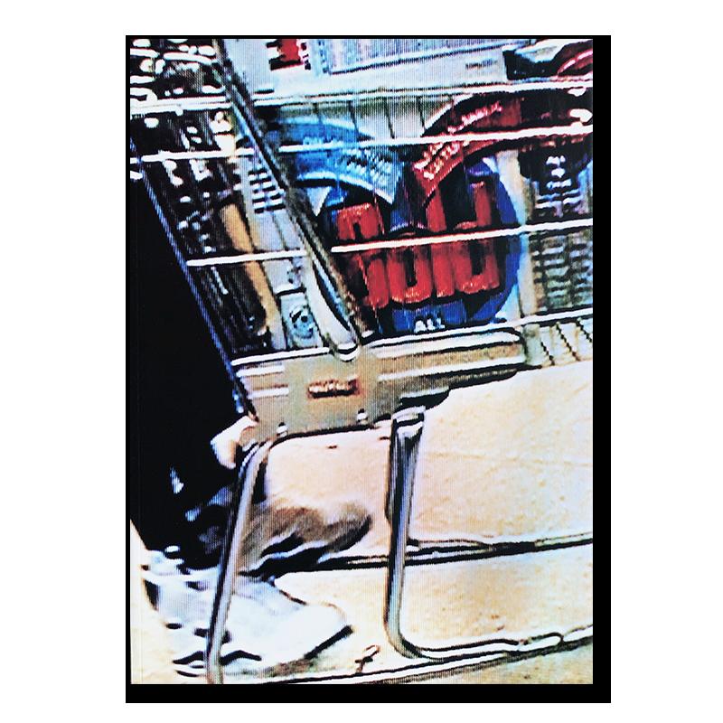 E-Z GO 1992, YOHJI YAMAMOTO art direction by Peter Saville