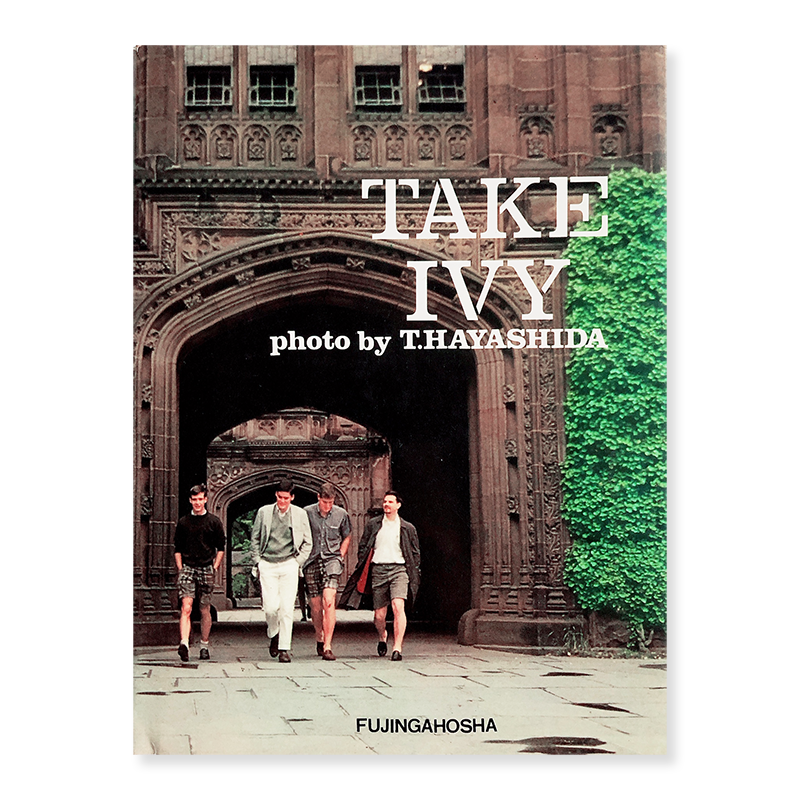 TAKE IVY Second Edition photographed by TERUYOSHI HAYASHIDA