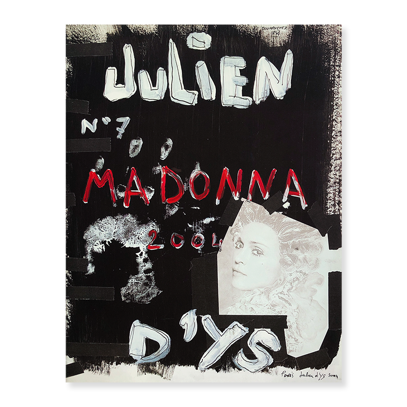 MADONNA 2004 JULIEN D'YS No.7
