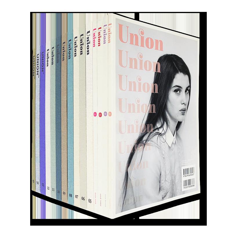 UNION Magazine 15 volume set Issue 1-15