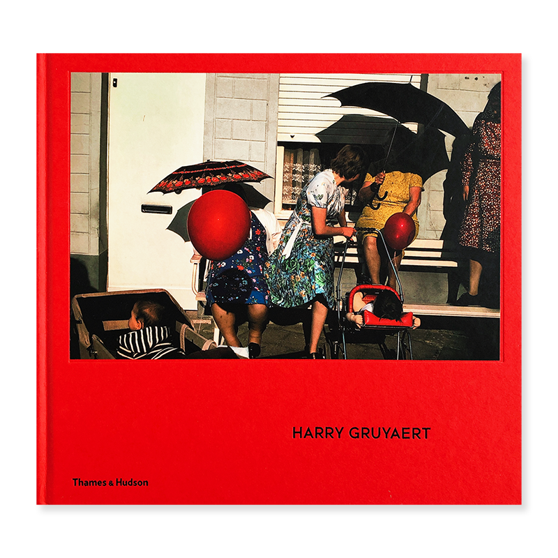HARRY GRUYAERT published by Thames & Hudson