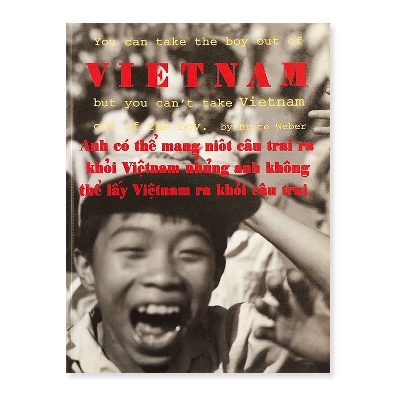VIETNAM by BRUCE WEBER the supplement for Italian Vogue