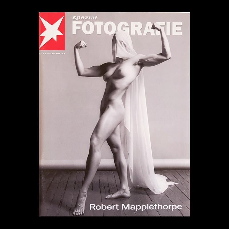 STERN Spezial Fotografie Portfolio No.33 Robert Mapplethorpe