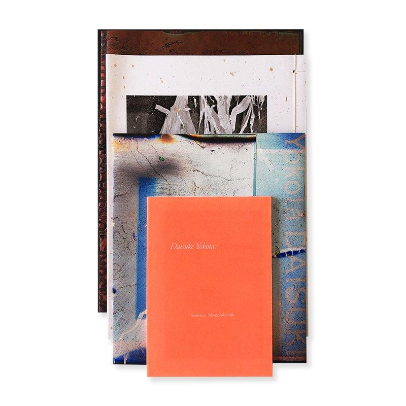 DAISUKE YOKOTA: Print House Session 2019 complete 4 volumes set