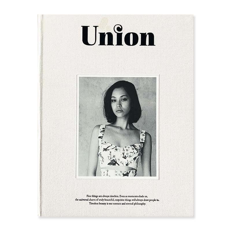 UNION Issue 05 Spring & Summer 2014 Nobuyoshi Araki etc.