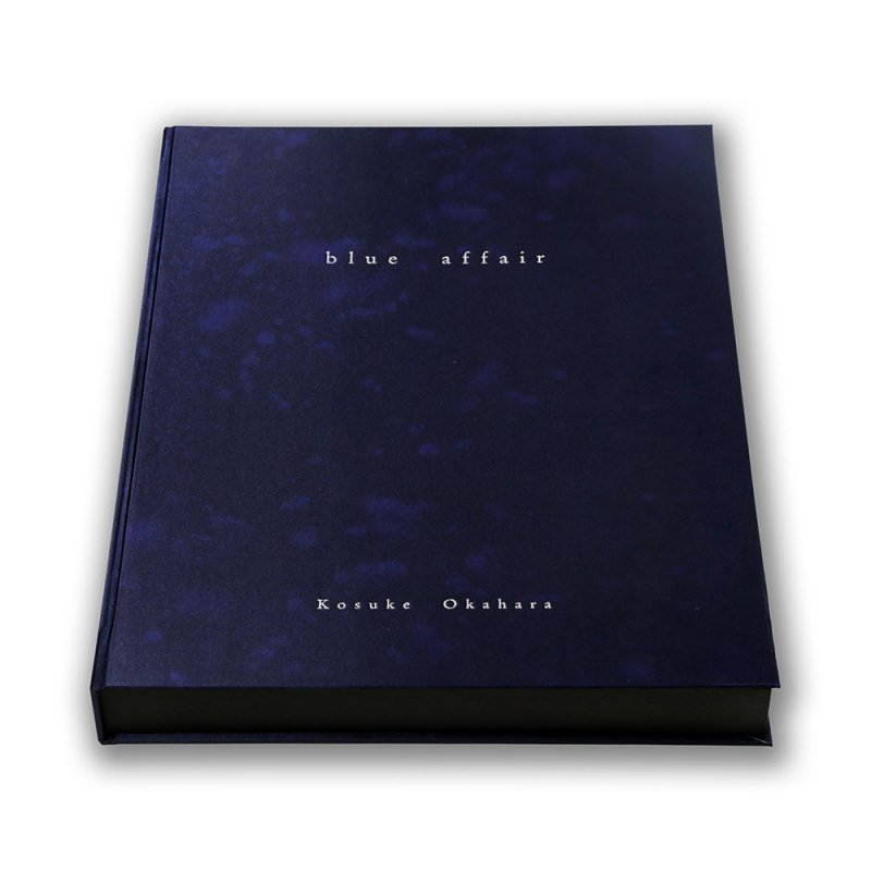 Kosuke Okahara: blue affair special edition *singed<br>岡原功祐 *署名本
