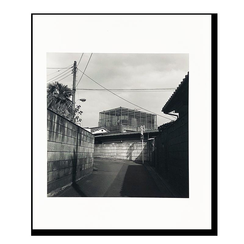 Hiroh Kikai: original print 「Minami Otsuka, Toshima-ku」 1981<br>鬼海弘雄 オリジナルプリント「豊島区南大塚」1981年