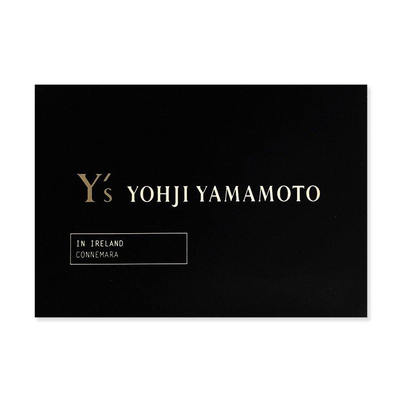 Y's & Y's for men fall/winter 1993-94 IN IRELAND CONNEMARA<br>ワイズ ワイズフォーメン 1993-94年 秋冬コレクション