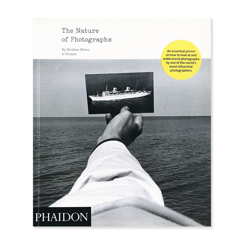 The Nature of Photographs SC edition by Stephen Shore<br>写真の本質 スティーヴン・ショアー