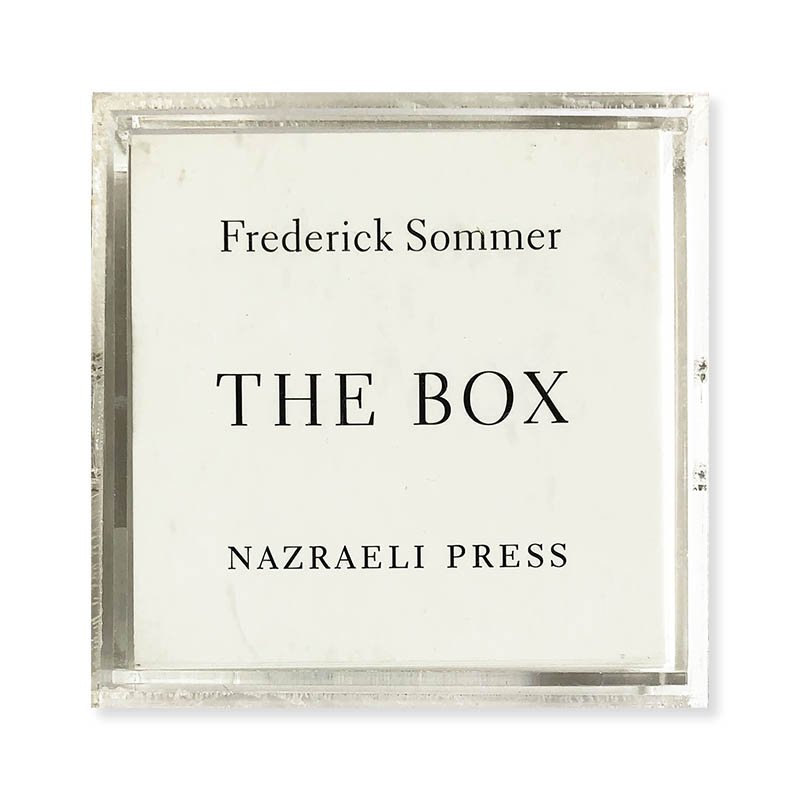 THE BOX by Frederick Sommer<br>フレデリック・ソマー