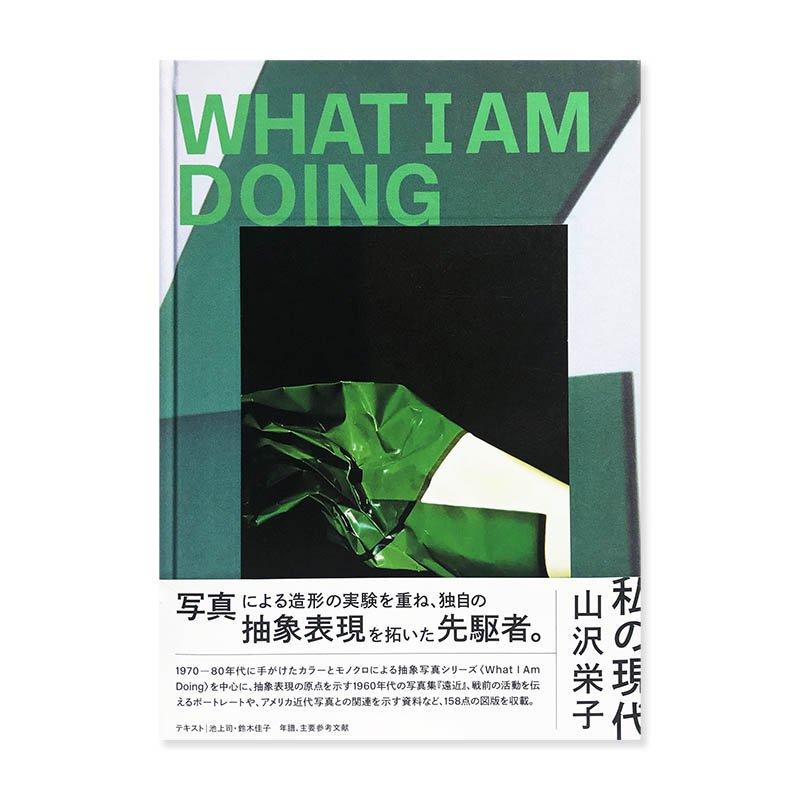 WHAT I AM DOING by Eiko Yamazawa<br>私の現代 山沢栄子