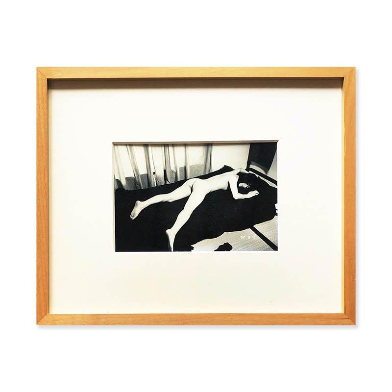 Nobuyoshi Araki: an original print from the photo book COSMOSCO<br>荒木経惟 オリジナルプリント 写真集『秋桜子』より