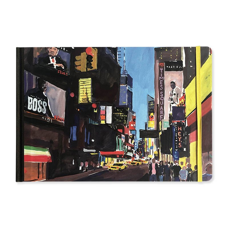 JEAN-PHILIPPE DELHOMME: NEW YORK Louis Vuitton Travel Book<br>ジャン=フィリップ・デローム