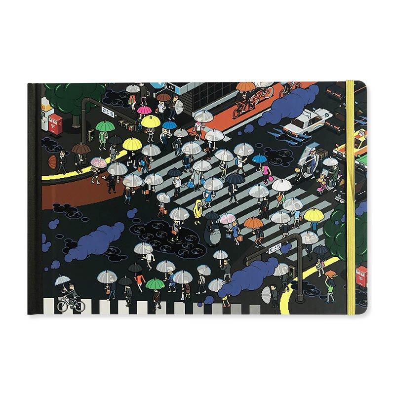 EBOY: TOKYO Louis Vuitton Travel Book<br>イーボーイ