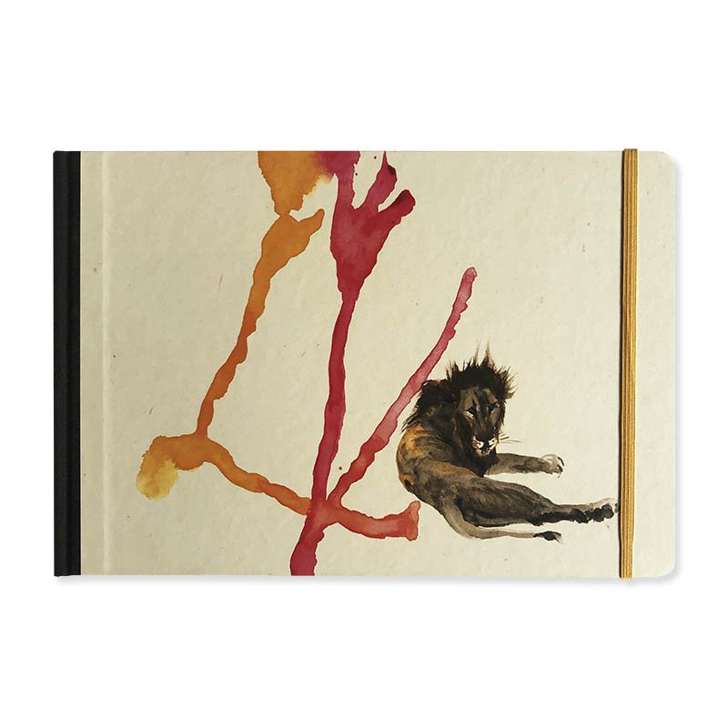 LIU XIAODONG: SOUTH AFRICA Louis Vuitton Travel Book<br>リウ・シャオドン 劉小東