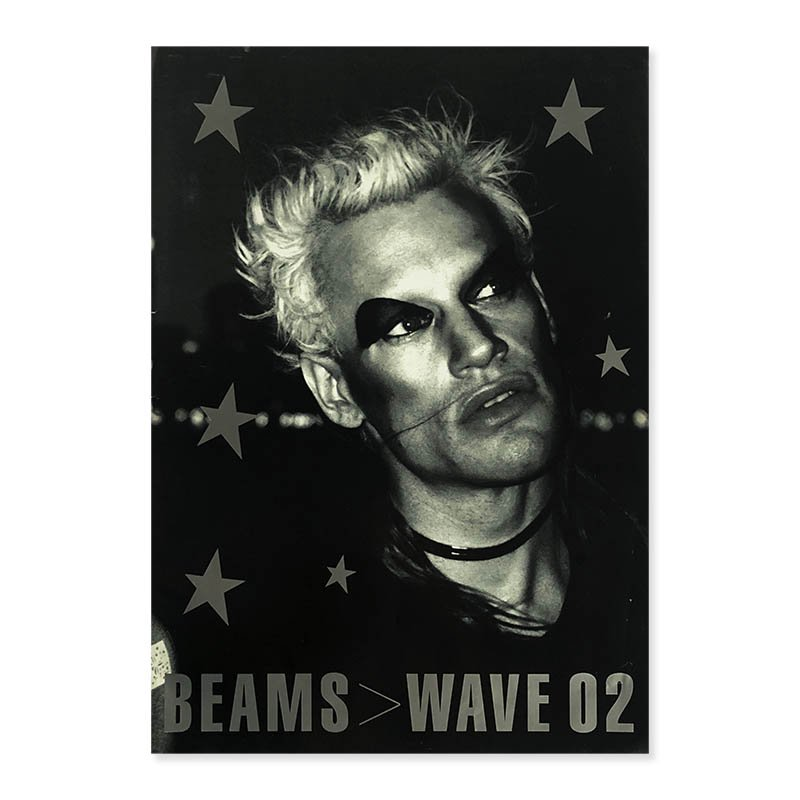 BEAMS WAVE 02 photographed by Terry Richardson<br>ビームス ウェーブ 写真 テリー・リチャードソン