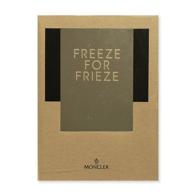 FREEZE FOR FRIEZE published by MONCLER<br>モンクレール