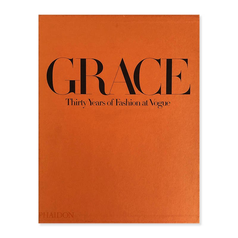 GRACE: Thirty years of Fashion at Vogue *Second edition<br>グレース・コディントン