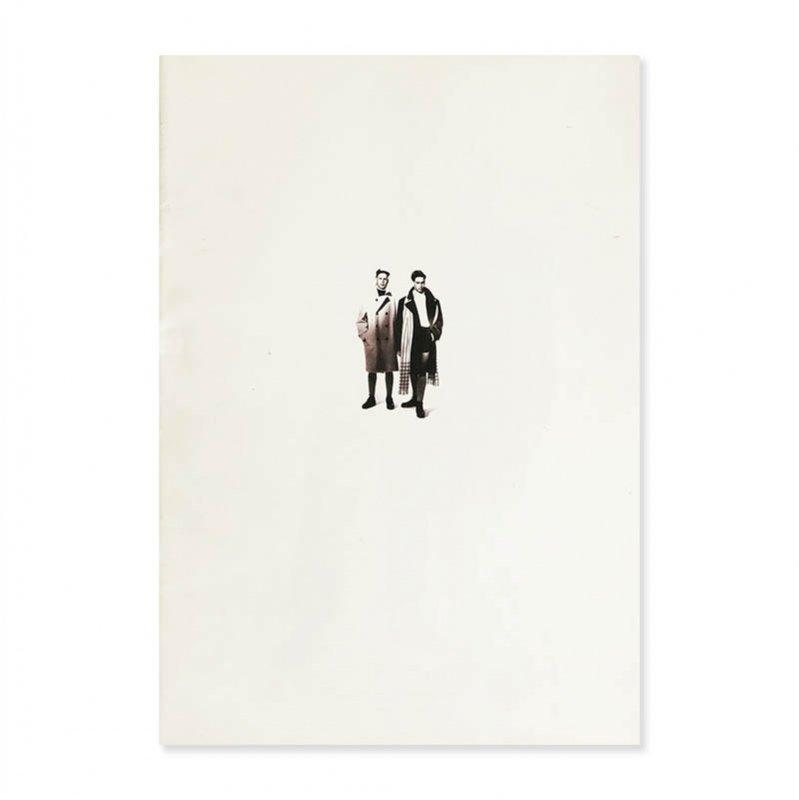 TOKIO KUMAGAI HOMME/HOMME DE NUIT Collection AUTOMNE-HIVER 1987<br>トキオクマガイ オム/オム・ドゥ・ニュイ 1987 秋冬 メンズ
