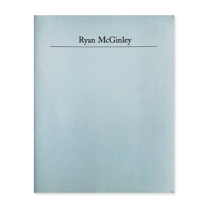 Ryan McGinley published by Flasher Factory<br>ライアン・マッギンレー