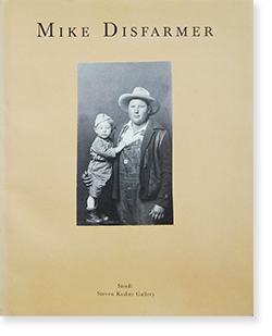 MIKE DISFARMER: ORIGINAL Disfarmer PHOTOGRAPHS マイク・ディスファーマー 写真集