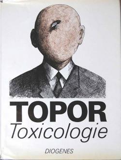 TOPOR Toxicologie ローラン・トポール デッサン集