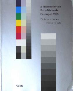 3.Internationale Foto-Triennale Esslingen 1995第3回インターナショナル・フォト・トリエンナーレ